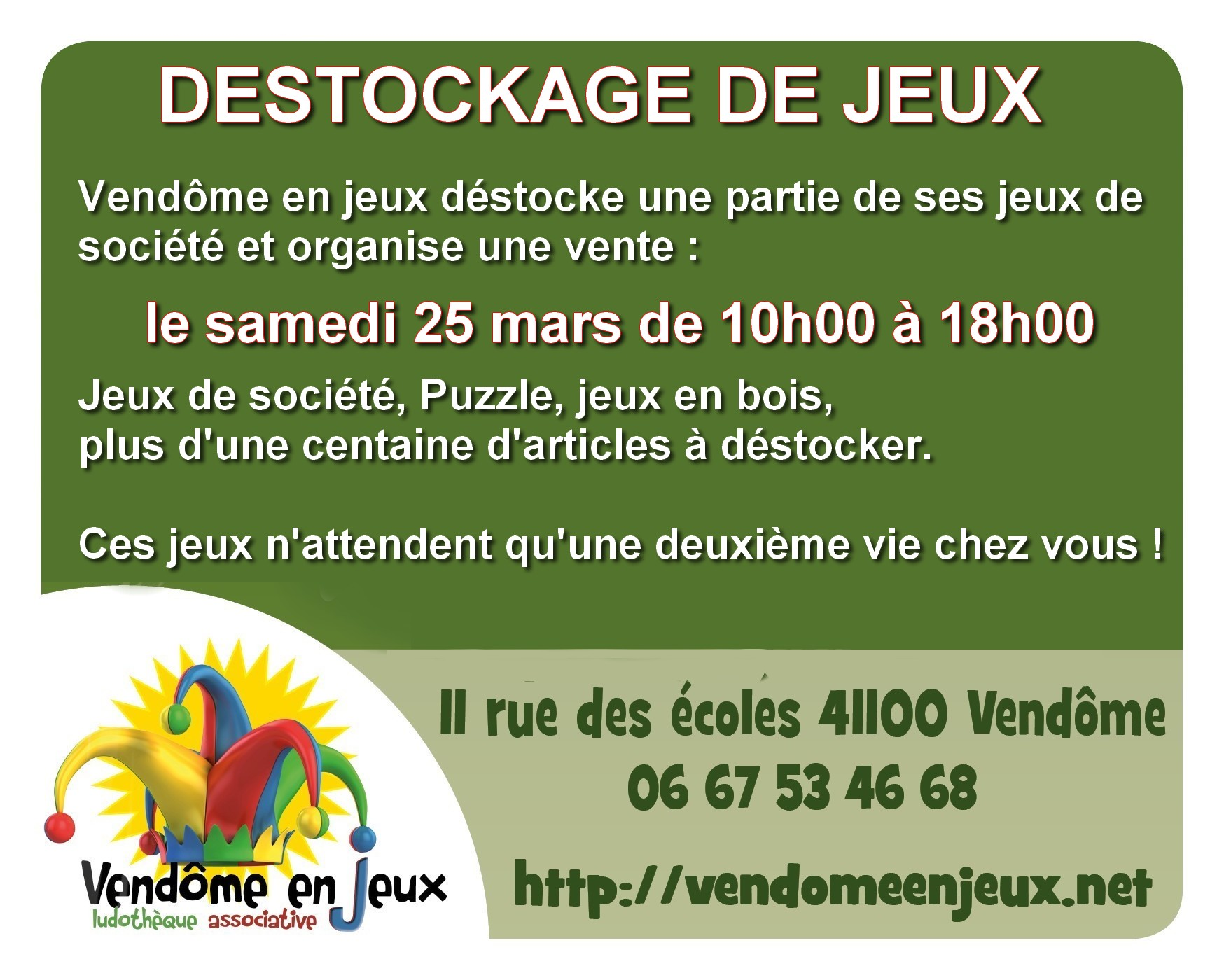 destockage ludo