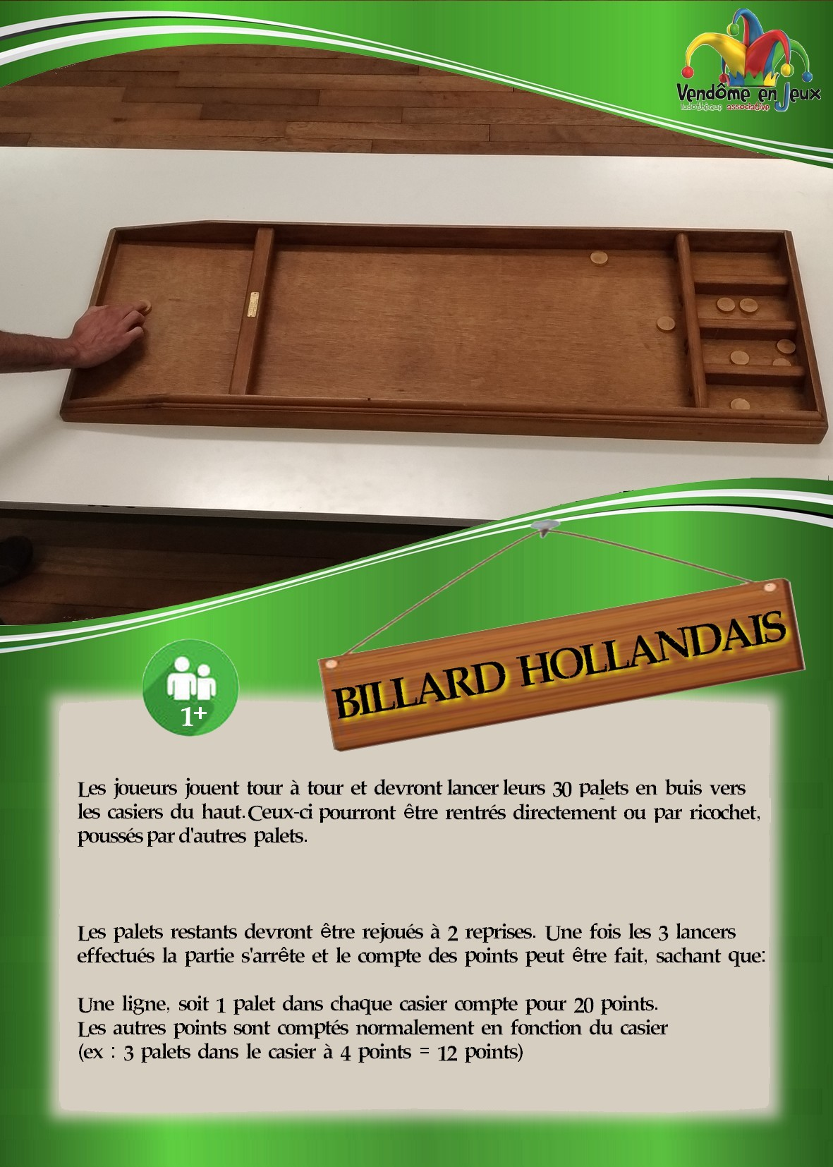 billardHollandais